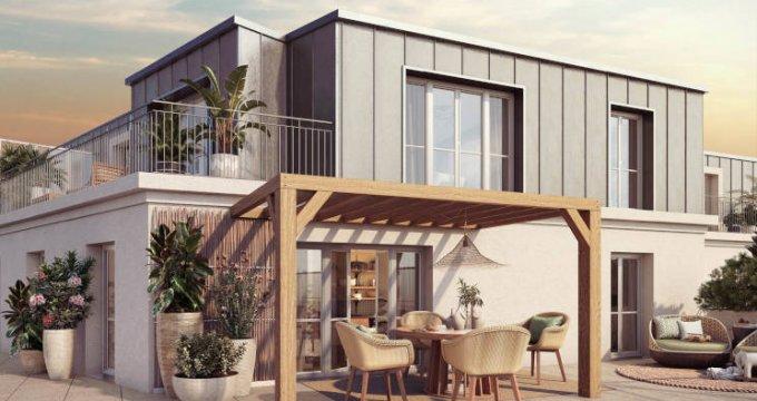 Achat / Vente immobilier neuf Argenteuil à deux pas du centre-ville (95100) - Réf. 6030