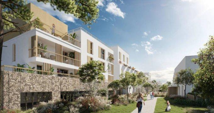 Achat / Vente immobilier neuf Arpajon au coeur de l'écoquartier Les Belles Vues (91290) - Réf. 6049