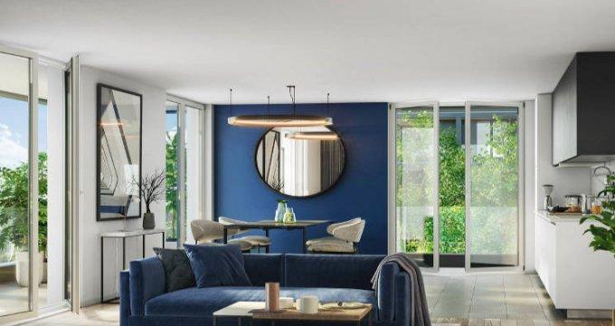 Achat / Vente immobilier neuf Asnières-sur-Seine en plein cœur d'un nouvel éco quartier (92600) - Réf. 4226