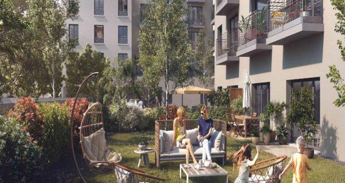 Achat / Vente immobilier neuf Athis-Mons à deux pas du centre-ville (91200) - Réf. 4529