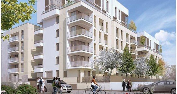 Achat / Vente immobilier neuf Athis-Mons proche bords de Seine (91200) - Réf. 2430