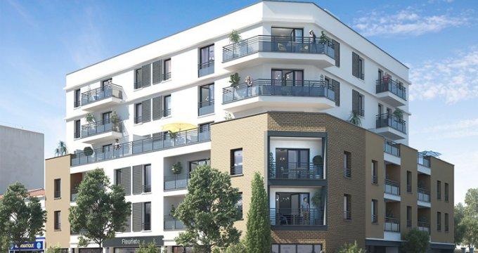 Achat / Vente immobilier neuf Athis-Mons proche place du marché des Gravilliers (91200) - Réf. 2415