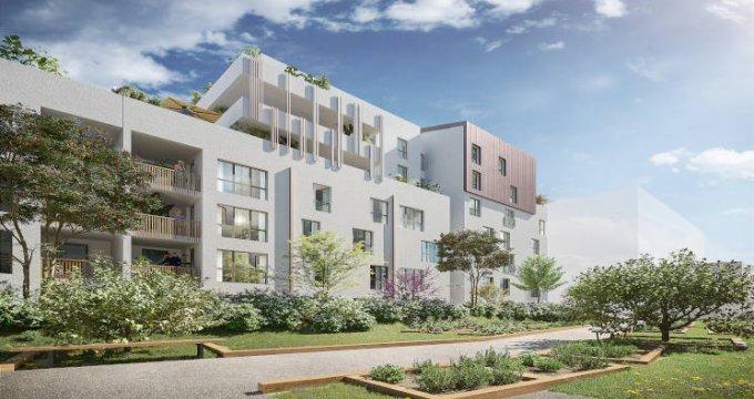 Achat / Vente immobilier neuf Aubervilliers à 350 m d'un pôle multimodal (93300) - Réf. 5970