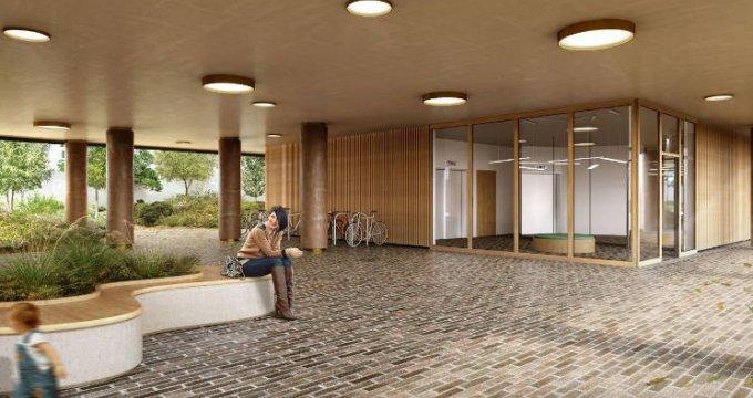 Achat / Vente immobilier neuf Bagneux au pied des lignes de bus (92220) - Réf. 4403