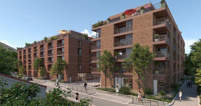 Achat / Vente immobilier neuf Bagneux proche métro 4 (92220) - Réf. 5074