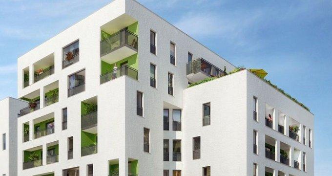 Achat / Vente immobilier neuf Bagnolet quartier Blanqui (93170) - Réf. 1359