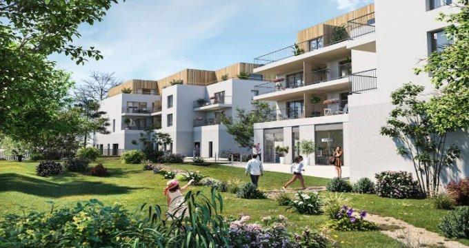 Achat / Vente immobilier neuf Bessancourt à 150 mètres de la gare (95550) - Réf. 3948