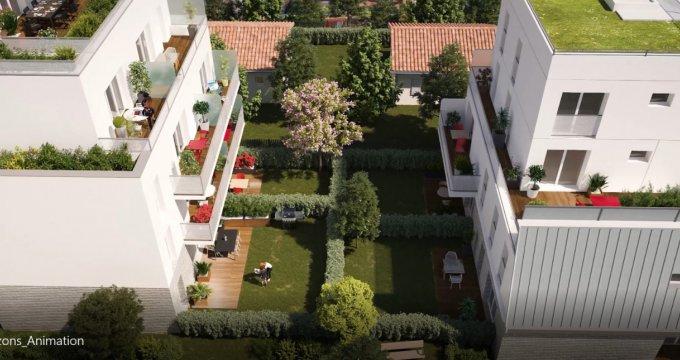 Achat / Vente immobilier neuf Bezons proche de toutes les commodités (95870) - Réf. 6115