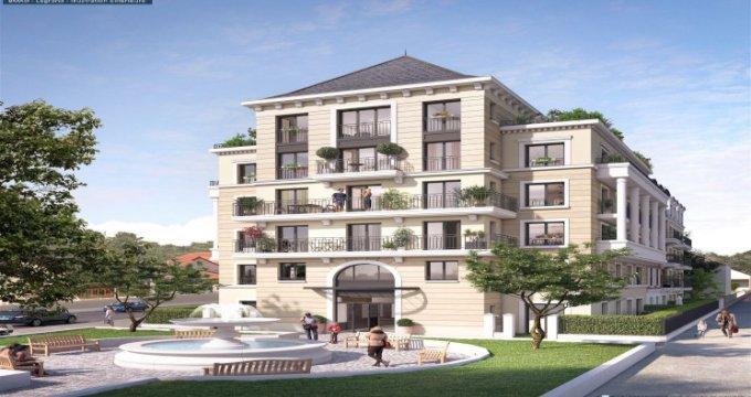 Achat / Vente immobilier neuf Blanc-Mesnil proche centre commercial (93150) - Réf. 5066