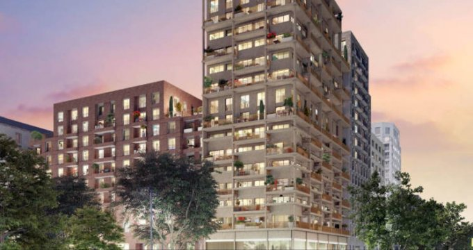 Achat / Vente immobilier neuf Bobigny centre-ville (93000) - Réf. 3224