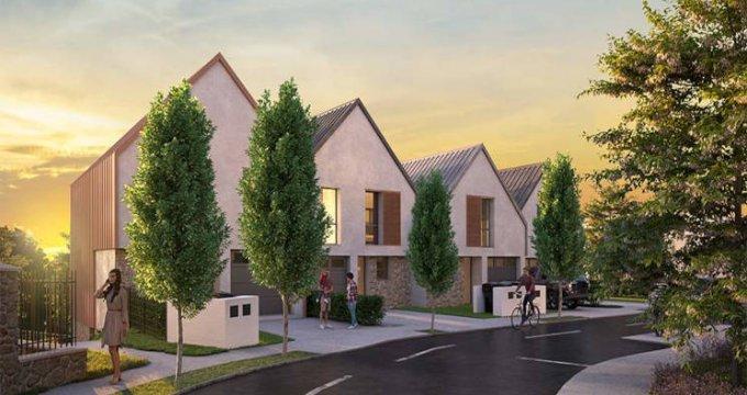 Achat / Vente immobilier neuf Boissy-Saint-Léger à 850 m du RER A (94470) - Réf. 5910