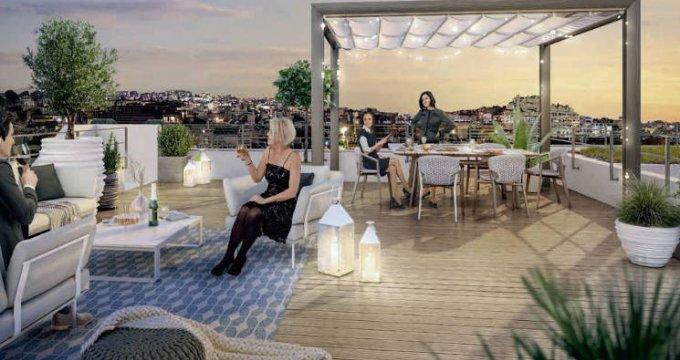 Achat / Vente immobilier neuf Boulogne-Billancourt à deux pas des bords de Seine et des écoles (92100) - Réf. 4280