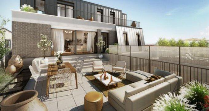 Achat / Vente immobilier neuf Boulogne-Billancourt proche transports (92100) - Réf. 2520