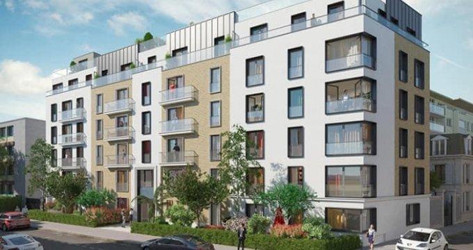 Achat / Vente immobilier neuf Boulogne-Billancourt quartier Prince-Marmottan (92100) - Réf. 1955