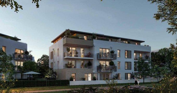 Achat / Vente immobilier neuf Boussy-Saint-Antoine proche de la forêt de Sénart (91800) - Réf. 6168