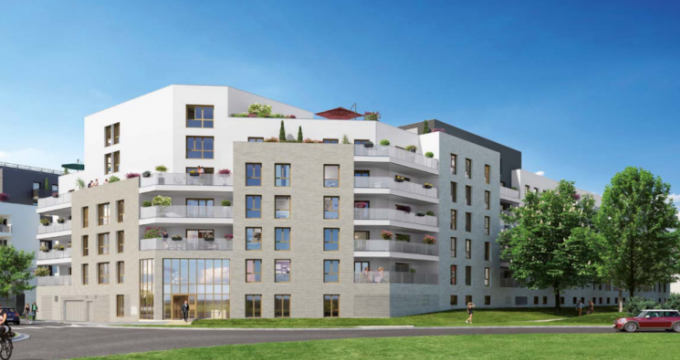 Achat / Vente immobilier neuf Bussy-Saint-Georges proche RER A (77600) - Réf. 5312