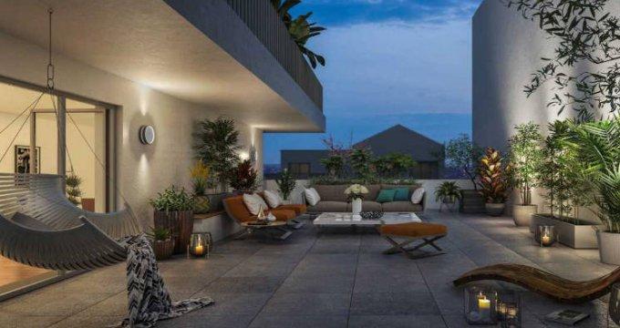 Achat / Vente immobilier neuf Cergy au cœur du « Parc des Closbilles » (95000) - Réf. 4735