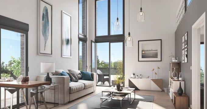 Achat / Vente immobilier neuf Cergy proche centre (95000) - Réf. 2825