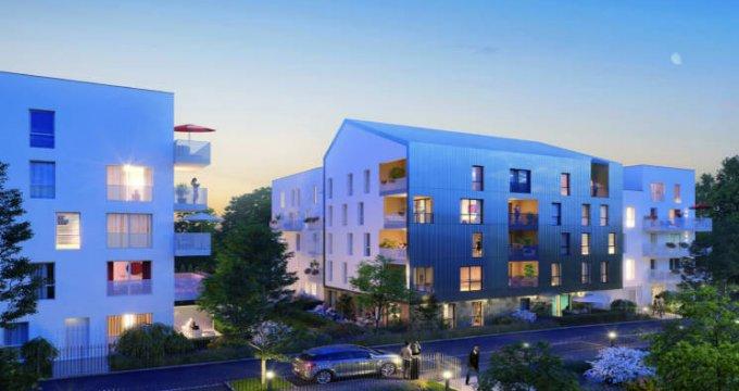 Achat / Vente immobilier neuf Champigny-sur-Marne Gare Boullereaux (94500) - Réf. 4480