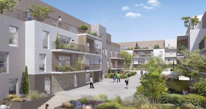 Achat / Vente immobilier neuf Champs-sur-Marne aux pieds des transports (77420) - Réf. 5327