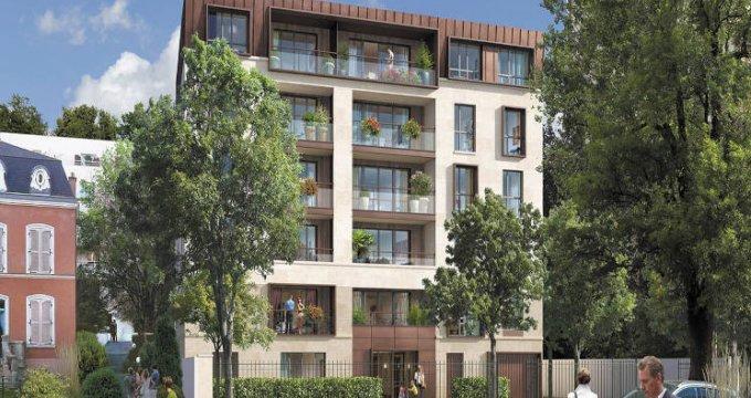 Achat / Vente immobilier neuf Chaville proche Centre Hospitalier des Quatre Villes (92370) - Réf. 5934