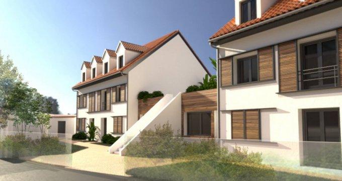 Achat / Vente immobilier neuf Chelles proche arrêt de bus Rue du Port (77500) - Réf. 6142