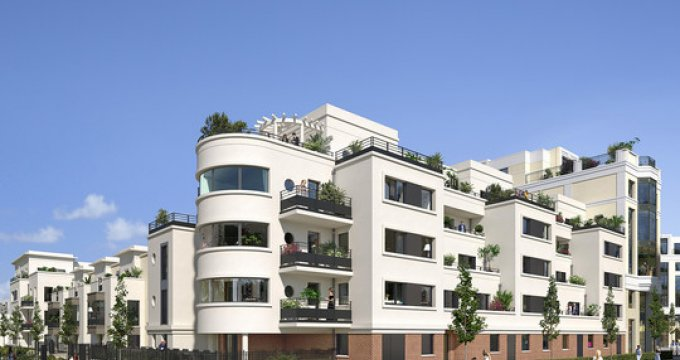 Achat / Vente immobilier neuf Chessy proche RER A (77700) - Réf. 2934