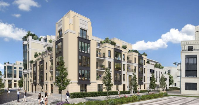 Achat / Vente immobilier neuf Chessy proche RER A (77700) - Réf. 2756