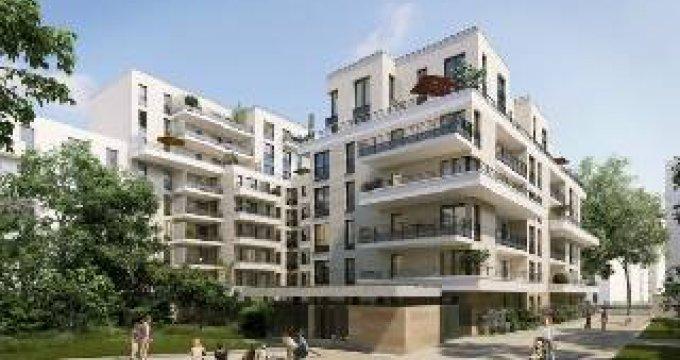 Achat / Vente immobilier neuf Clichy proche métro ligne 13 (92110) - Réf. 4344