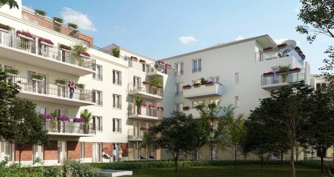 Achat / Vente immobilier neuf Corbeil-Essonnes à deux pas RER D (91100) - Réf. 6137