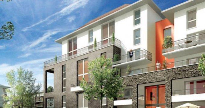 Achat / Vente immobilier neuf Corbeil-Essonnes TVA à 5,5% (91100) - Réf. 1605