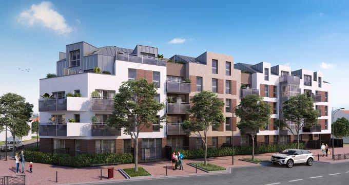 """Achat / Vente immobilier neuf Créteil proche quartier """"Centre Ancien"""" (94000) - Réf. 3915"""