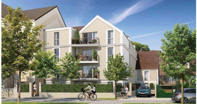 Achat / Vente immobilier neuf Dammarie-les-Lys  à 30 min de Paris en transports (77190) - Réf. 5238
