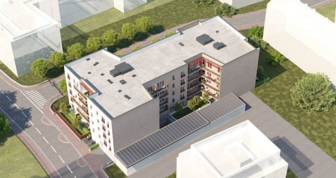 Achat / Vente immobilier neuf Drancy au coeur du quartier La Muette (93700) - Réf. 4526