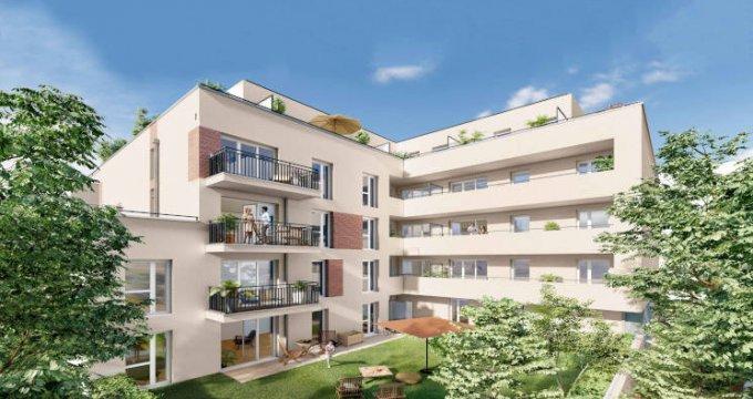 Achat / Vente immobilier neuf Eaubonne à 250 mètres du parc du château de la Chesnaie (95600) - Réf. 6042