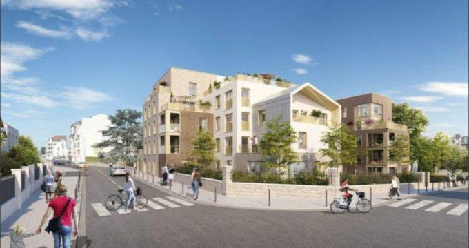 Achat / Vente immobilier neuf Enghien-Les-Bains proche du lac (95880) - Réf. 2860