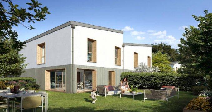 Achat / Vente immobilier neuf Epinay-sur-Orge quartier de la Croix-Ronde (91360) - Réf. 6050