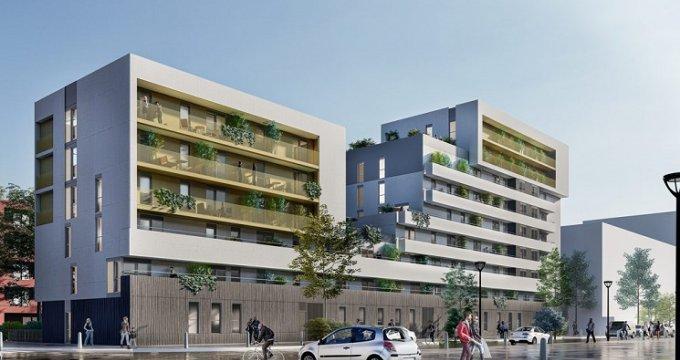 Achat / Vente immobilier neuf Évry-Courcouronnes Les Horizons (91000) - Réf. 6020
