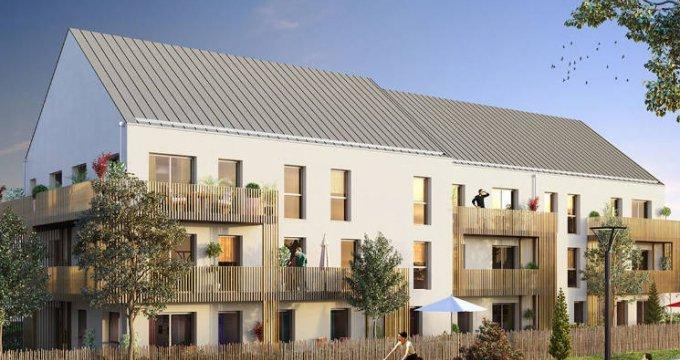 Achat / Vente immobilier neuf Freneuse à deux pas des commodités (78840) - Réf. 4797
