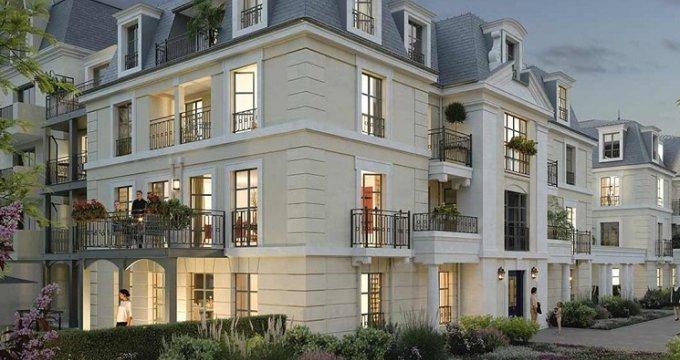 Achat / Vente immobilier neuf Garenne-Colombes proche centre-ville et RER (92250) - Réf. 4885