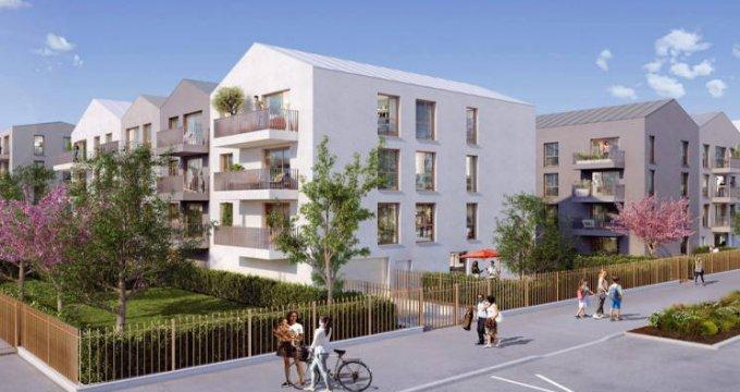 Achat / Vente immobilier neuf Garges-lès-Gonesse à 2 pas du RER (95140) - Réf. 4789