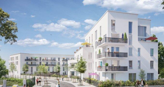 Achat / Vente immobilier neuf Goussainville proche Centre-ville (95190) - Réf. 1654