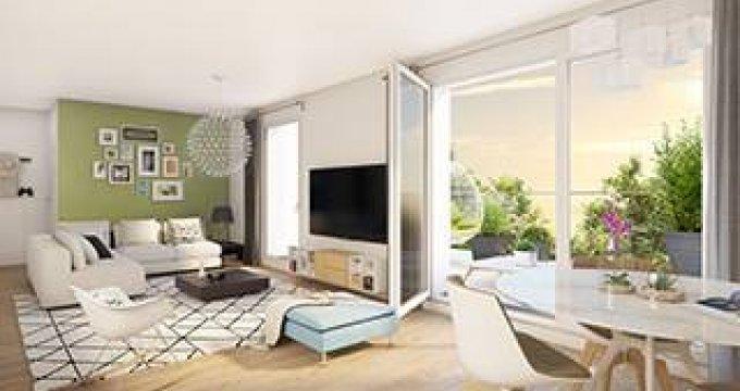 Achat / Vente immobilier neuf Hardricourt coeur de village (78250) - Réf. 2562