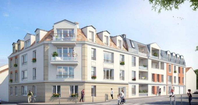 Achat / Vente immobilier neuf Herblay à 500 mètres de la gare (95220) - Réf. 4756