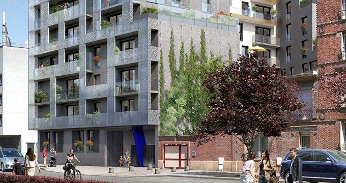 Achat / Vente immobilier neuf Issy-les-Moulineaux  proche écoles et transports (92130) - Réf. 1085