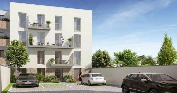 Achat / Vente immobilier neuf Ivry-sur-Seine proche métro 7 (94200) - Réf. 5875