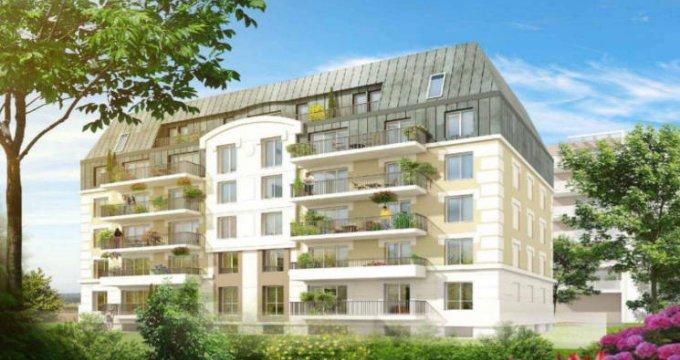 Achat / Vente immobilier neuf Juvisy-sur-Orge à 5 min à pied du RER C et D (91260) - Réf. 5754
