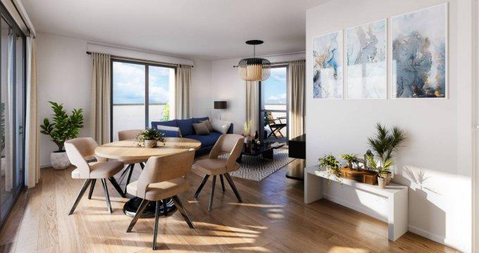 Achat / Vente immobilier neuf Juvisy-sur-Orge à proximité de la gare (91260) - Réf. 6226