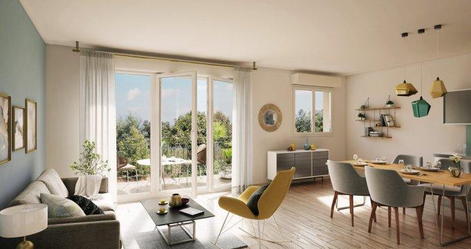 Achat / Vente immobilier neuf Juvisy-sur-Orge face à l'Observatoire (91260) - Réf. 2213