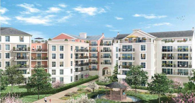 Achat / Vente immobilier neuf Le Blanc-Mesnil proche futur métro ligne 17 (93150) - Réf. 3043